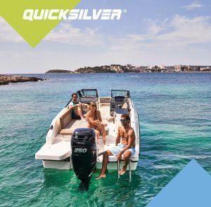 Nueva Quicksilver Activ 675 Bowrider